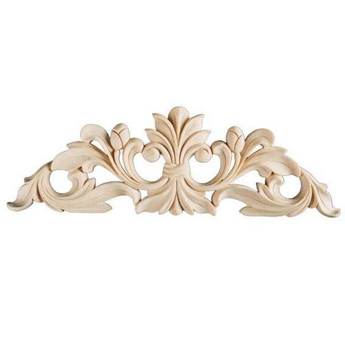 Legacy 36 Inch Leaf And Bud Applique 204128