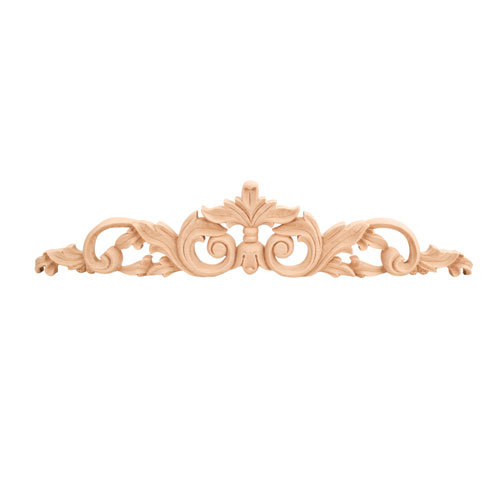 Legacy Heritage 24 Inch Hand Carved Thick Princess Onlay Applique 224486