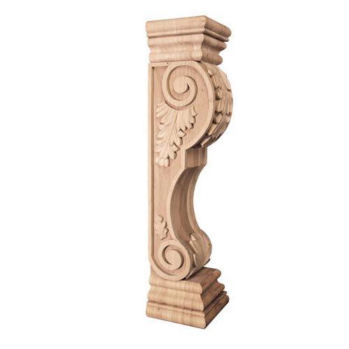 Legacy Heritage Acanthus Fireplace Mantel Leg 224528