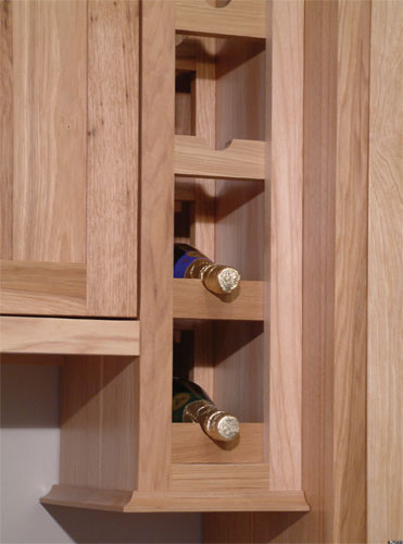 Wine Rack Style 1 Wine Rack Style 2 Recycling Center