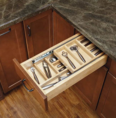 Two Teir Drawer Organizer