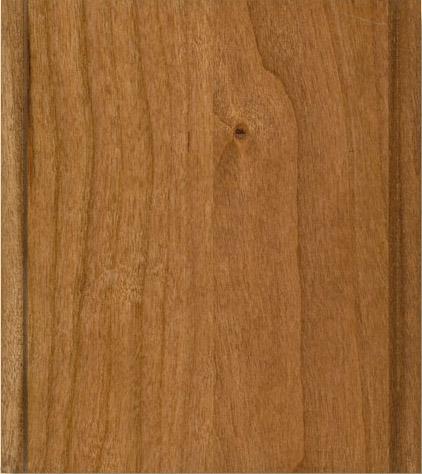 Cherry Lumber w/Chestnut Stain