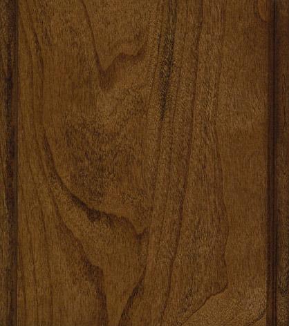 Cherry Lumber w/Tawny Stain