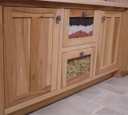 Hardwood Kitchen Cabinets, Custom Built. Evansville, Indiana ...
