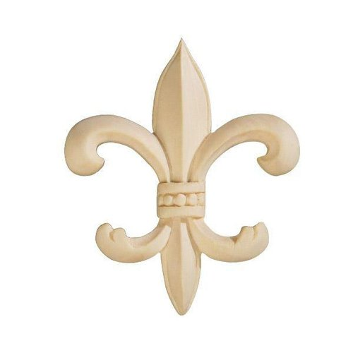 Legacy Beaded Fleur-De-Lis Applique 203563
