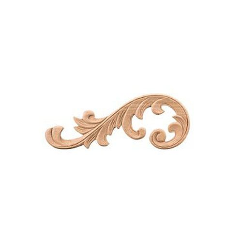 Legacy Heritage Round Scroll Left Applique 224672