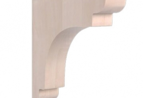 Legacy 7 1/2 Inch Curved Bracket  203687