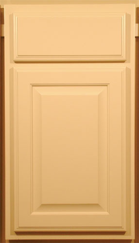 Square Raised Panel