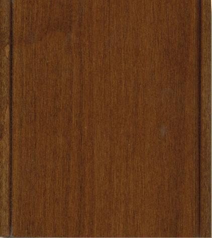Maple Lumber w/Nutmeg Stain