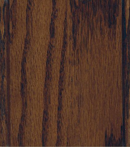Oak Lumber w/Carrington Stain